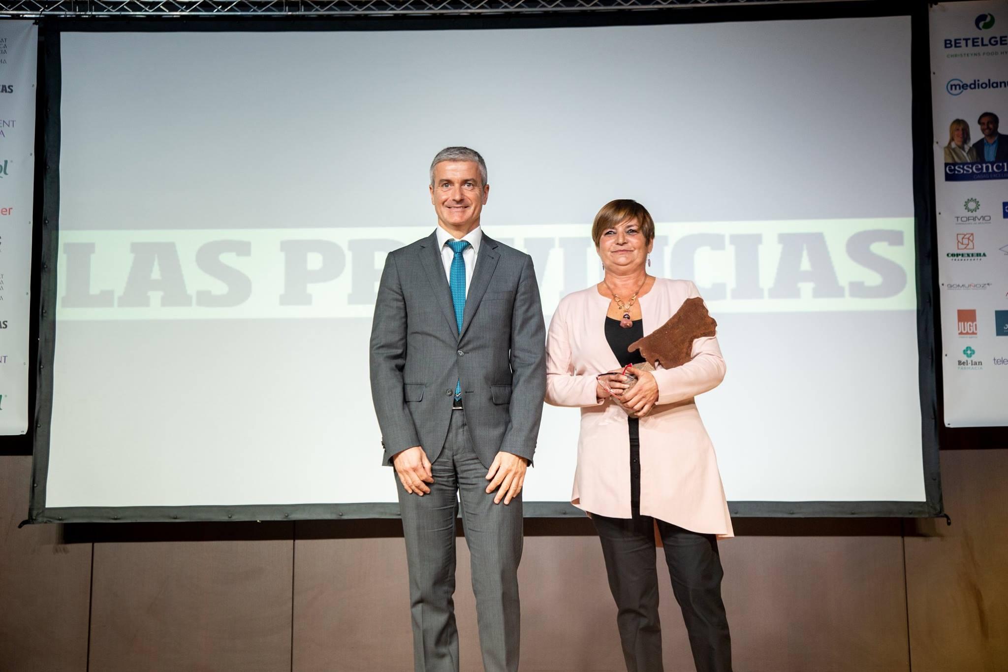 Gala Premios FAES 2018